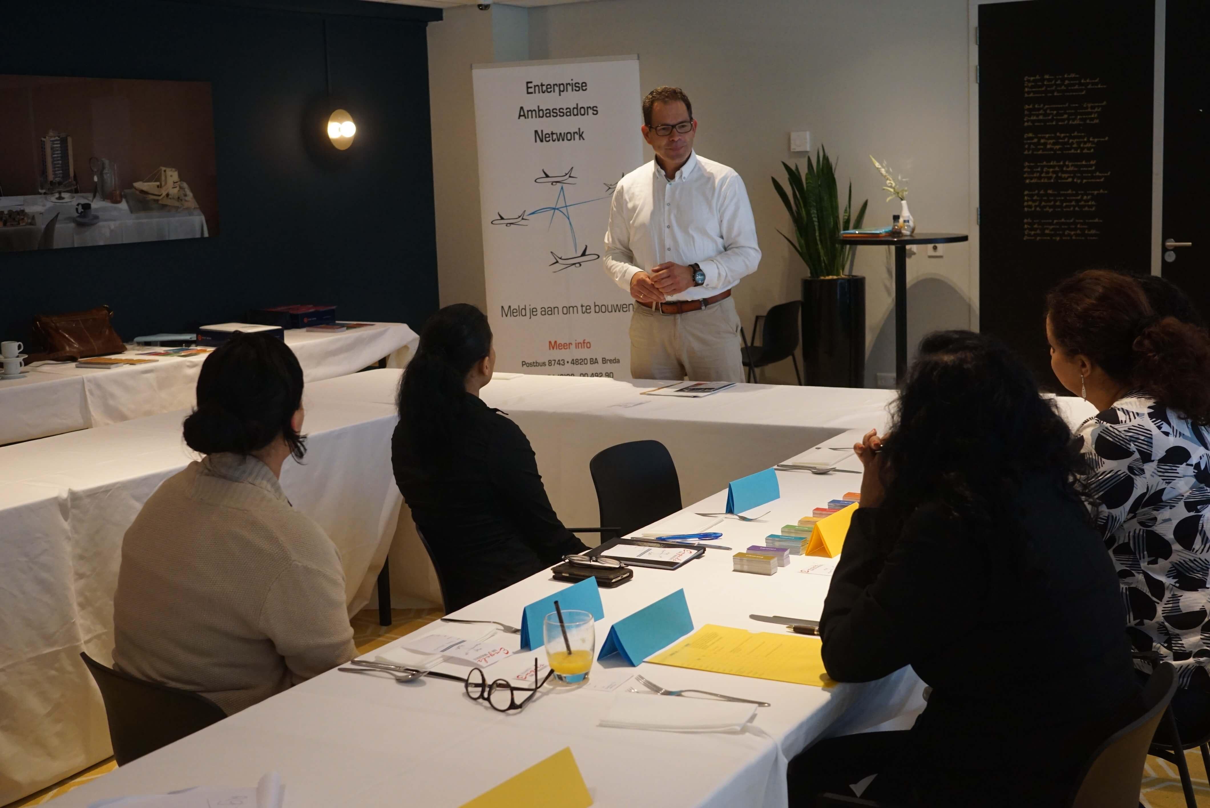 duurzaamheidstraining-enterprise-ambassadors-network-suriname